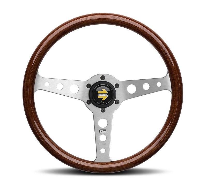 Kierownica MOMO Indy 350 - GRUBYGARAGE - Sklep Tuningowy